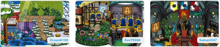 FEATURED IGLOOS ON CLUB PENGUIN: FUN STUFF
