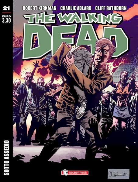 The Walking Dead #21 - Sotto assedio