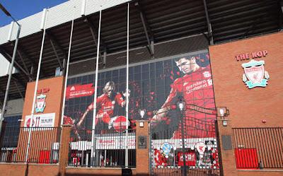 Agent108 - Perusahaan Telekomunikasi Qatar Ingin Sponsori Penuh Liverpool