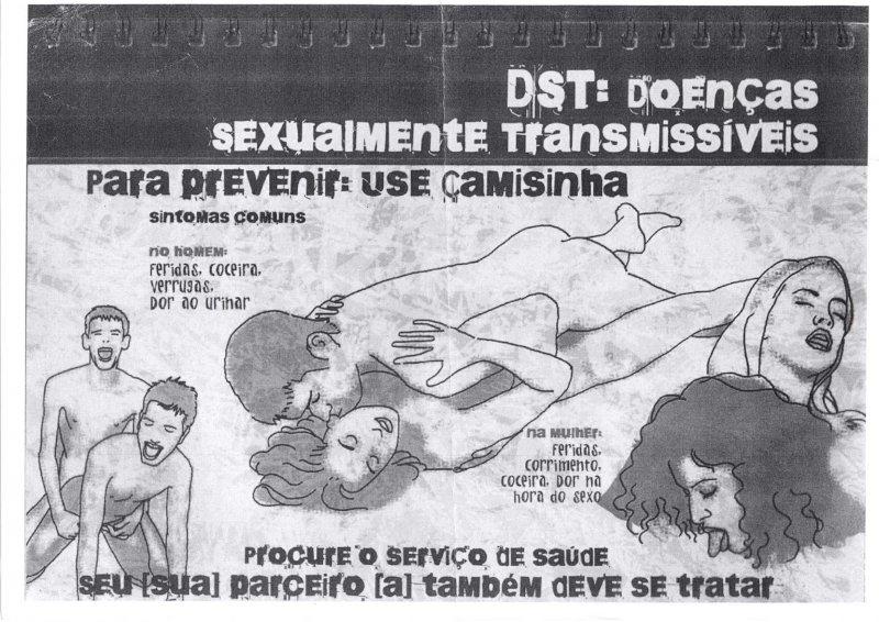 Fabuloso Cartilhas do Kit-Gay e o Material Indecente do Ministério da Saúde  QG27