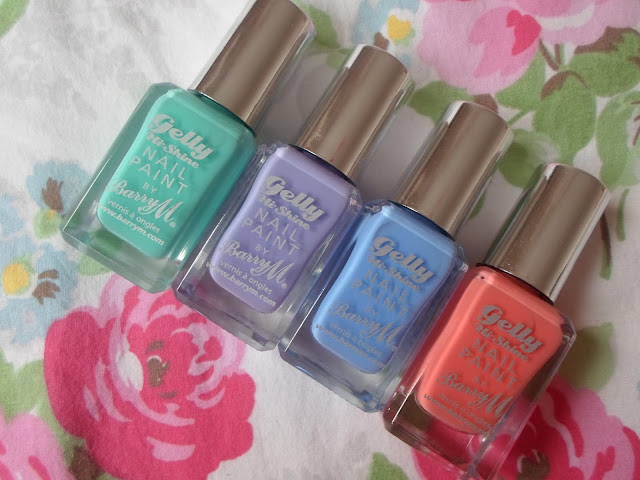 Barry M Gelly Shine