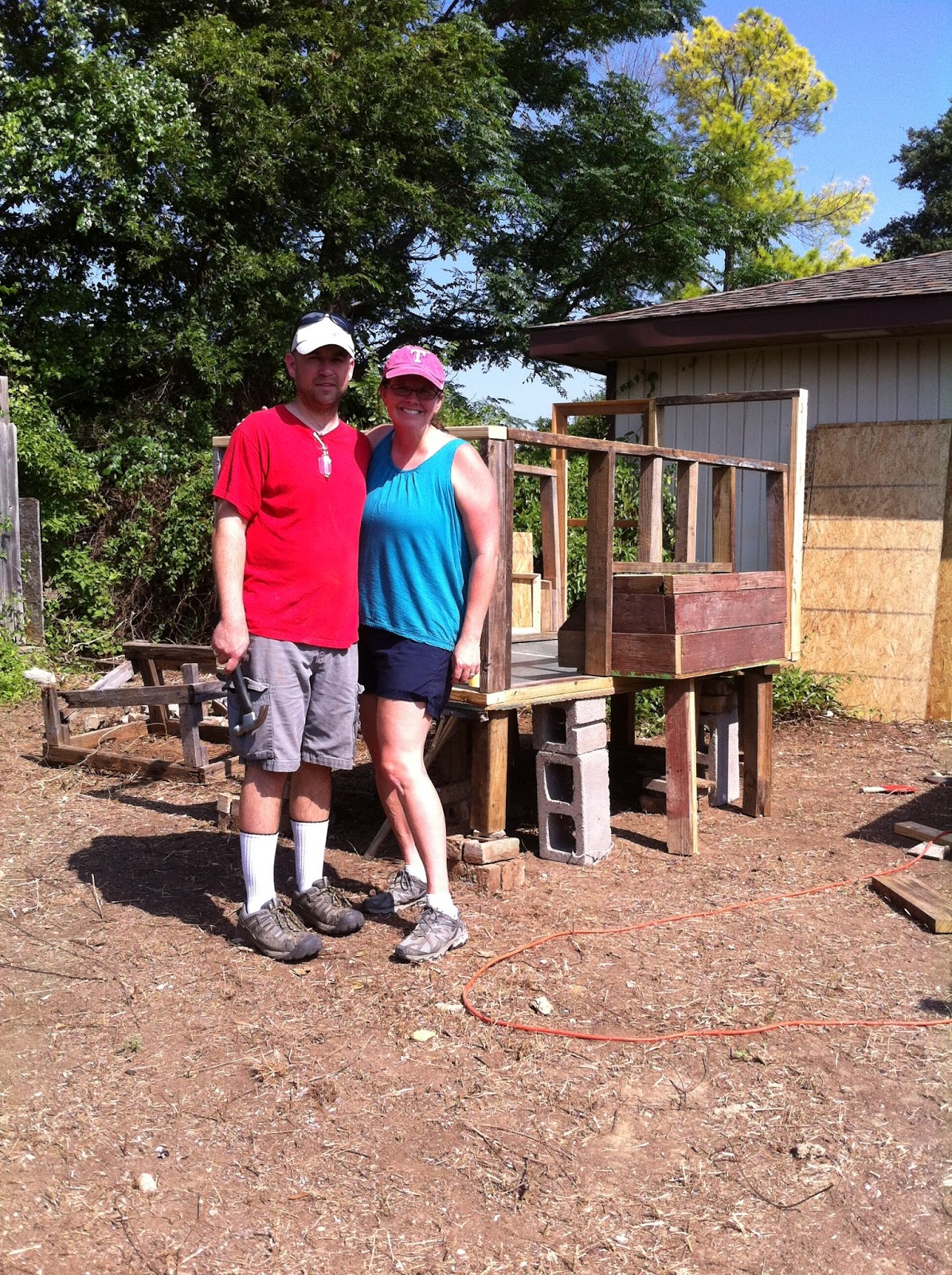 Making home our cheap blueprint less diy chicken coop our cheap blueprint less diy chicken coop malvernweather Choice Image