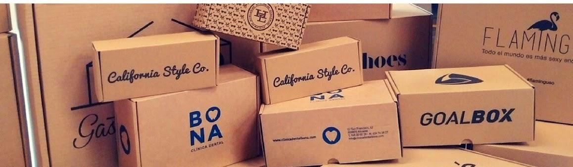 cajas de carton personalizadas y a medida