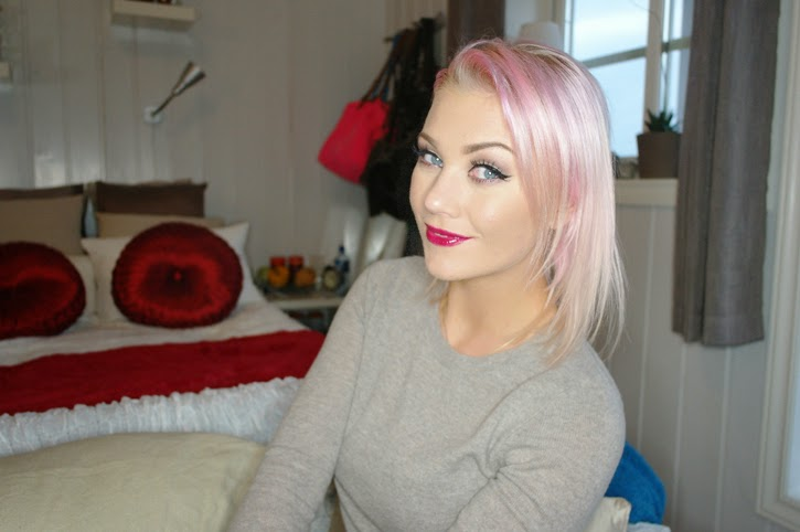 How To Get Pastel Pink Hair