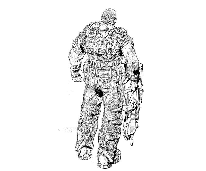 printable-gear-of-war-3-marcus-coloring-pages