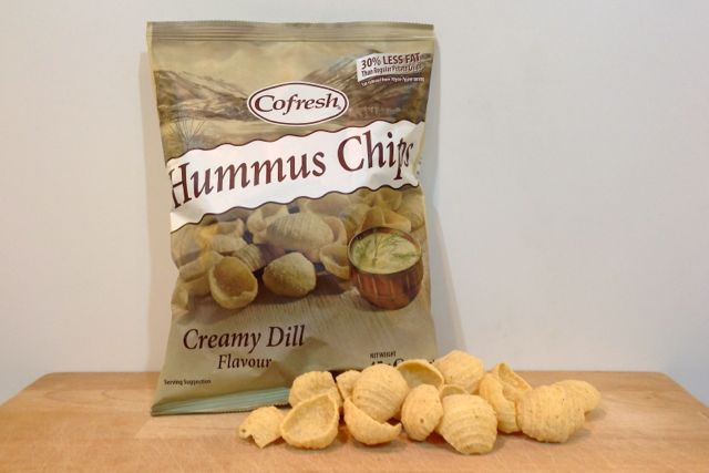 Cofresh Hummus Chips