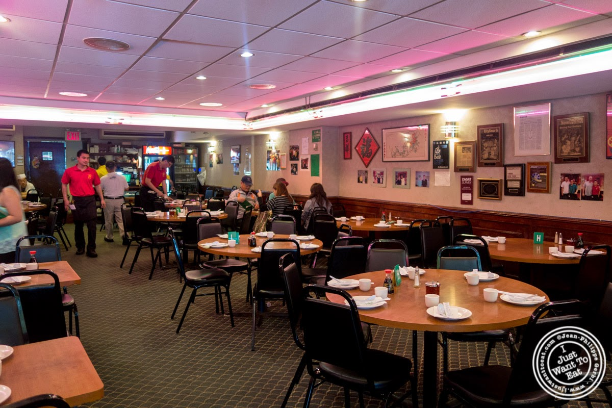 image of dining room at Joe's Shanghai in New York, NY