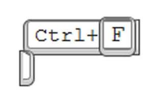 Menambah Teks Efek Tombol Keyboard Pada Blog
