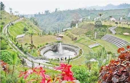 Tujuh Wisata Alam Jawa Tengah Terindah
