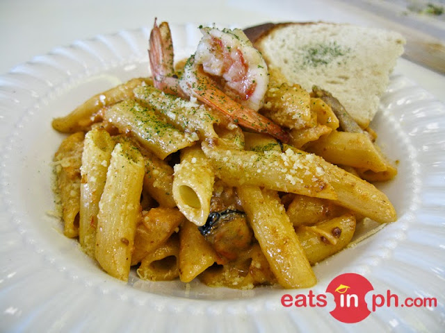 Pasta La Mer from SAB Bistro in Angeles City, Pampanga