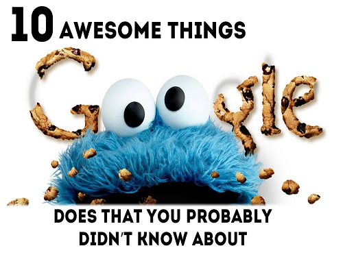 Top 10 Amazing Tips & Tricks You Didn't Know You Could Do With Google