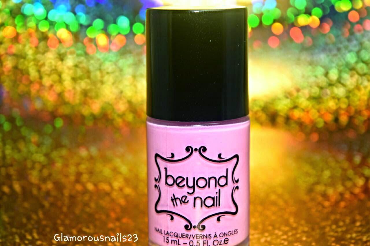 Beyond The Nail Spring Pink