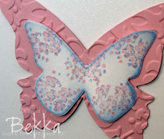 Stampin' Up! Beautiful Butterflies