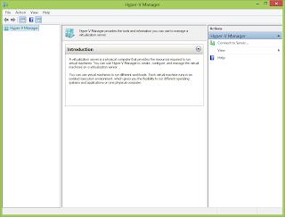 Cara Mudah Install Hyper V Pada Windows 8