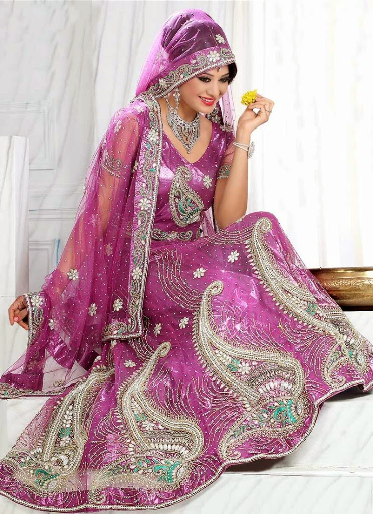 Pakistani Wedding Dresses 2014 for Girls Pictures Photos : Wedding ...