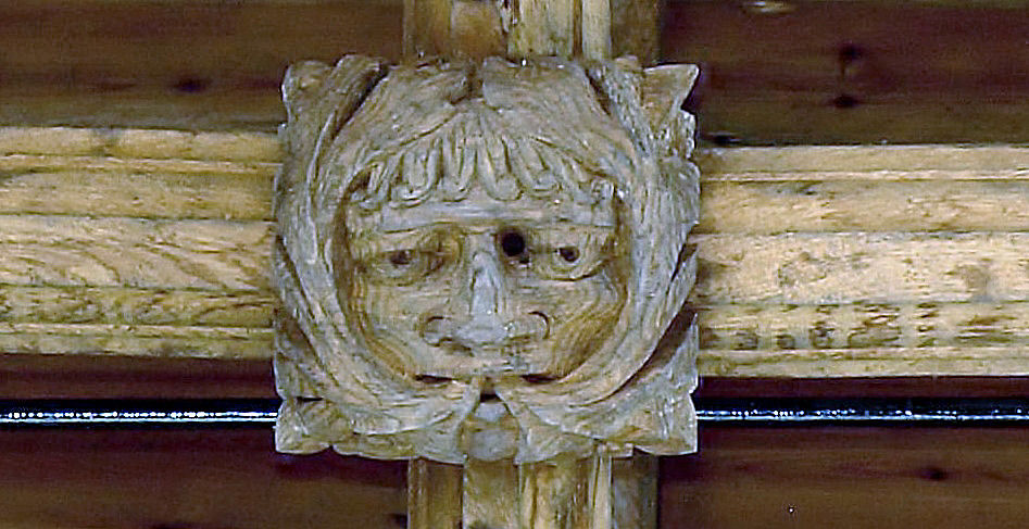 Cornish Folklore - Lien Gwerin a Gernow/Green Man