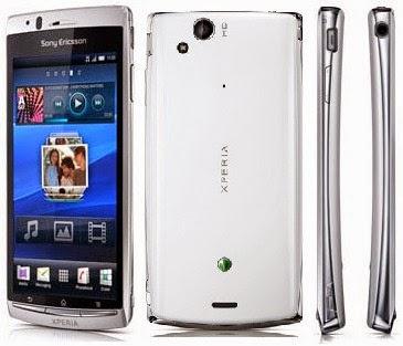 Spesifikasi Sony Ericsson Xperia ARC S Terbaru