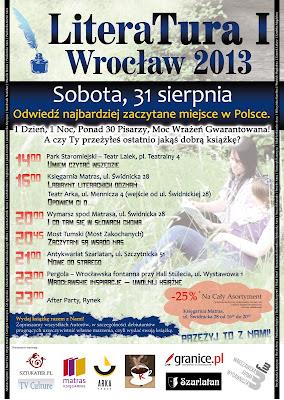 LiteraTura I Wrocław 2013