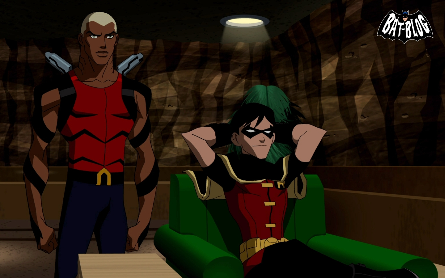 New YOUNG JUSTICE TV Cartoon Video Clip And Wallpaper Backgrounds