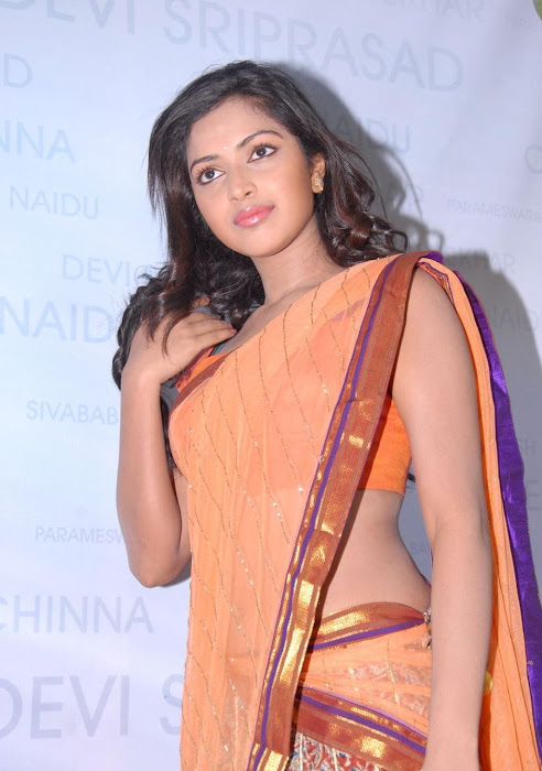 amala paul new saree