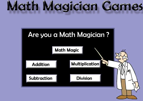 math magician addition and multiplication relationship