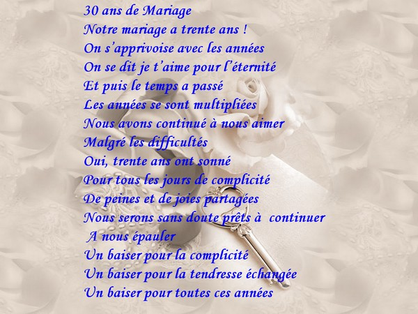 Citation 45 Ans De Mariage