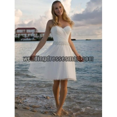 All About The Wedding Celebration: Hawaii Beach Wedding Dresses