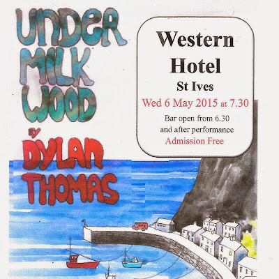 Under Milk Wood - Wednesday 6th May