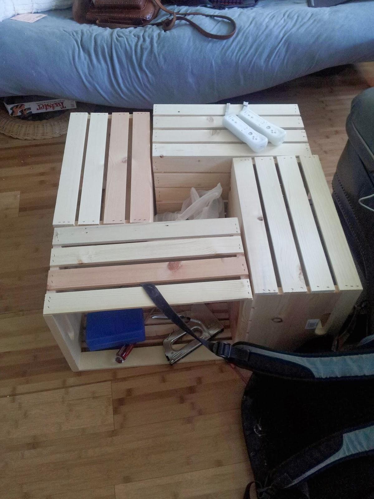 Tavolini soggiorno fai da te : Gigi e Camilla! Tutorial costruire un ...