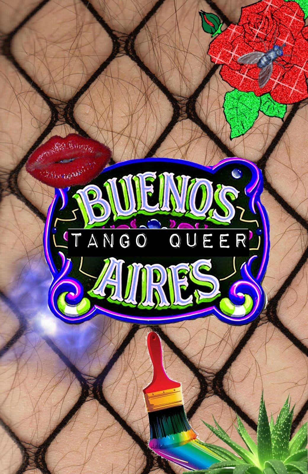 Libro Tango Queer Buenos Aires