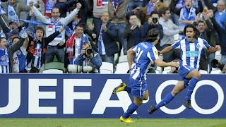 Hasil FC Porto vs Sporting Braga