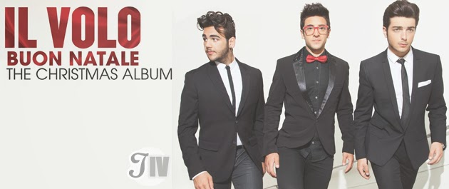 Team Il Volo Il Volo Holiday Performance And Signing