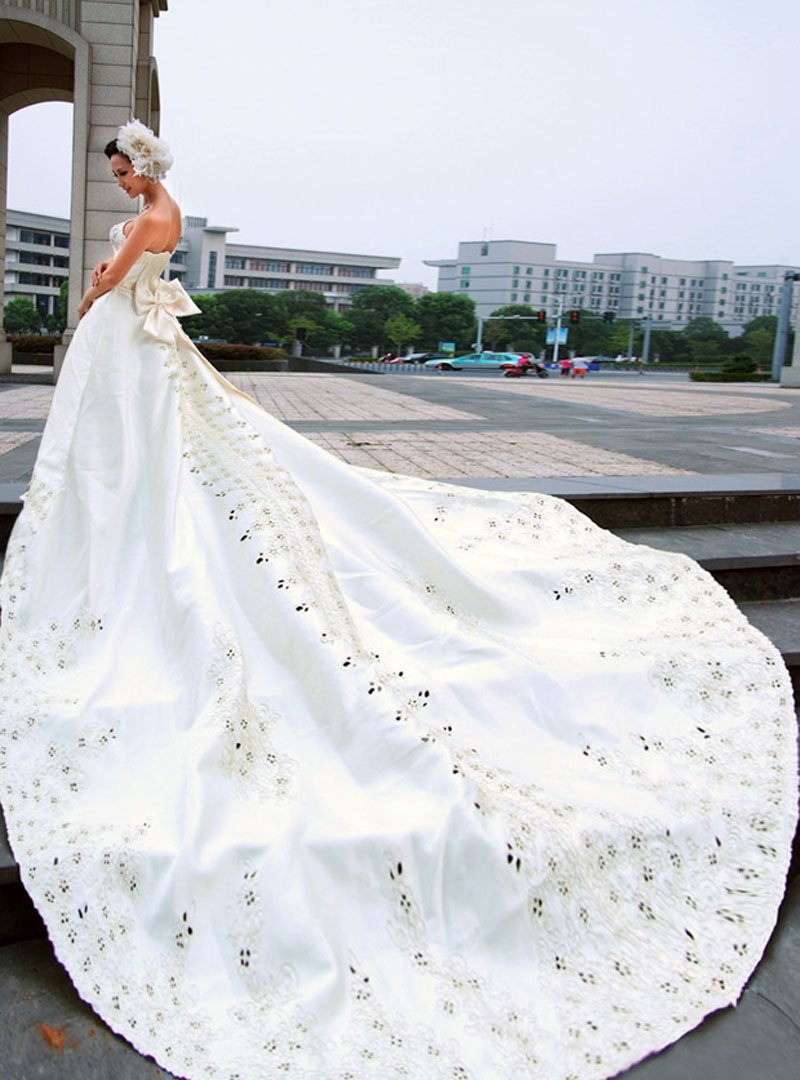 Big white wedding dress designs wedding dresses simple for White dresses for wedding