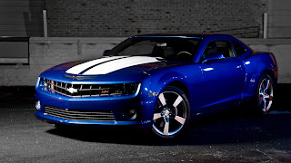 Chevrolet Camaro Ss HD Wallpaper