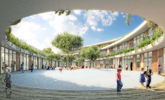 Landscape Architecture - Inspiration: Mikou design studio ...