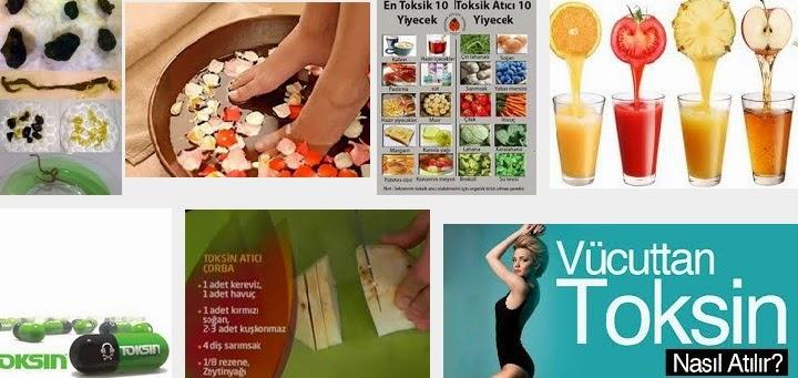 toksin atıcı yöntemler, tavsiyeler, su, diyet, detoks