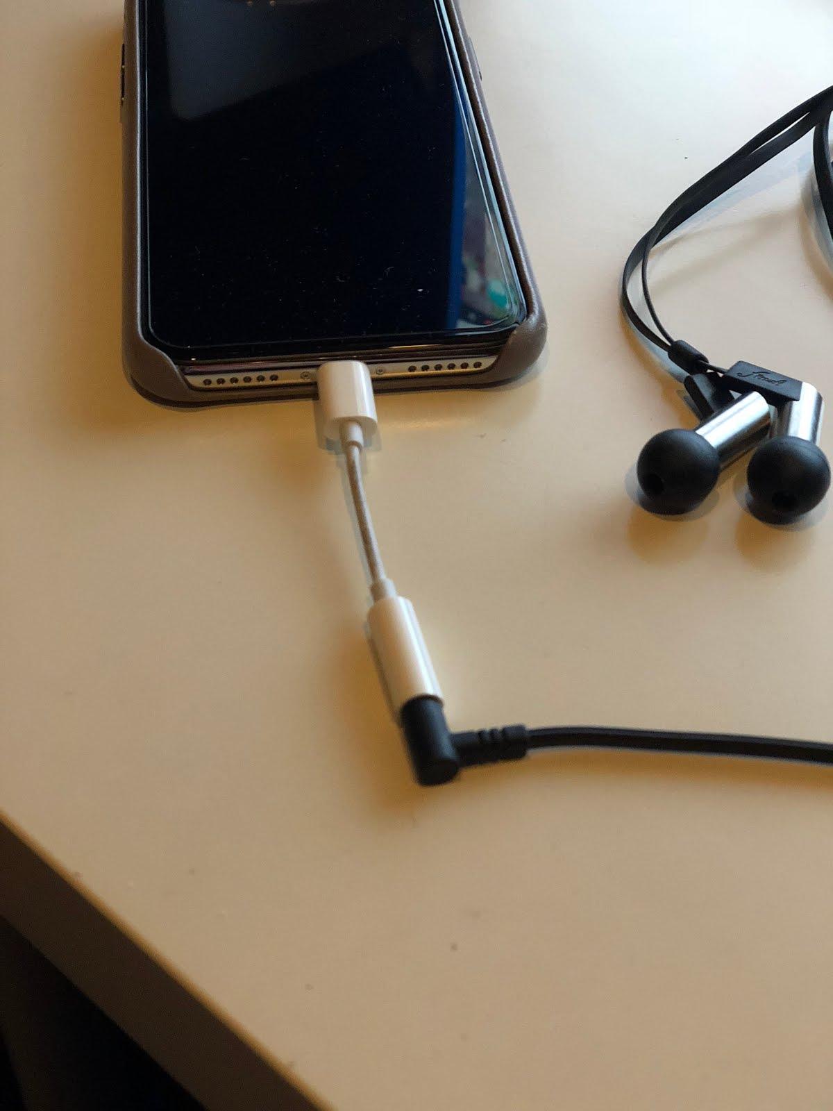 ワイヤードイヤフォンの投資が非常に高額だった場合の救済措置として手を出すのもありかと思いますが,そうなるとそこまでiPhoneのオーディオに拘る必要はなくなってき