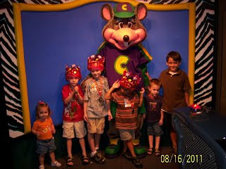 Themeparkmama Chucky Cheese Anyone Great Place For