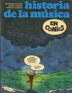 Historia de la Música (Cómic)