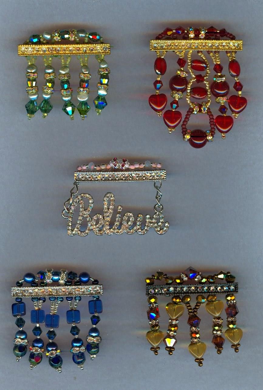 hanging pins