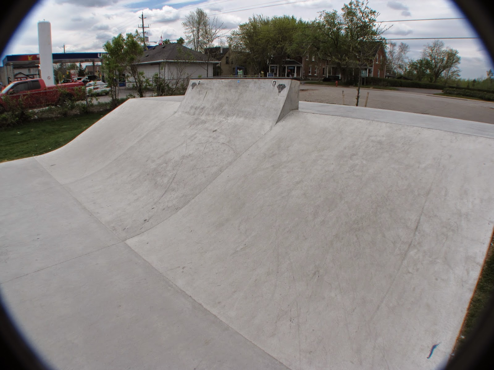 Spott Dreams of Skate Parks: Sutton, ON
