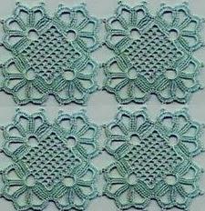 Королевский вязаный квадрат крючком для платья из квадратов