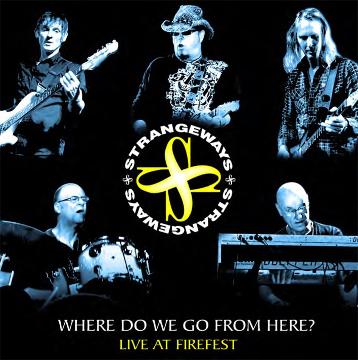 Supernatural Where Do We Go From Here: Combe Do Iommi ®: Strangeways
