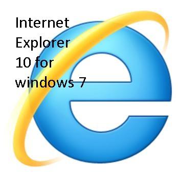 Internet Explorer 10 For Windows 7 Offline Installer Download