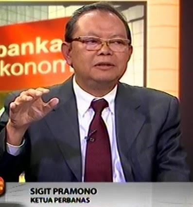 Sigit Pramono - Ketua Perbanas Indonesia
