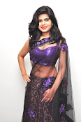 Alekhya Latest sizzing photo shoot-thumbnail-18