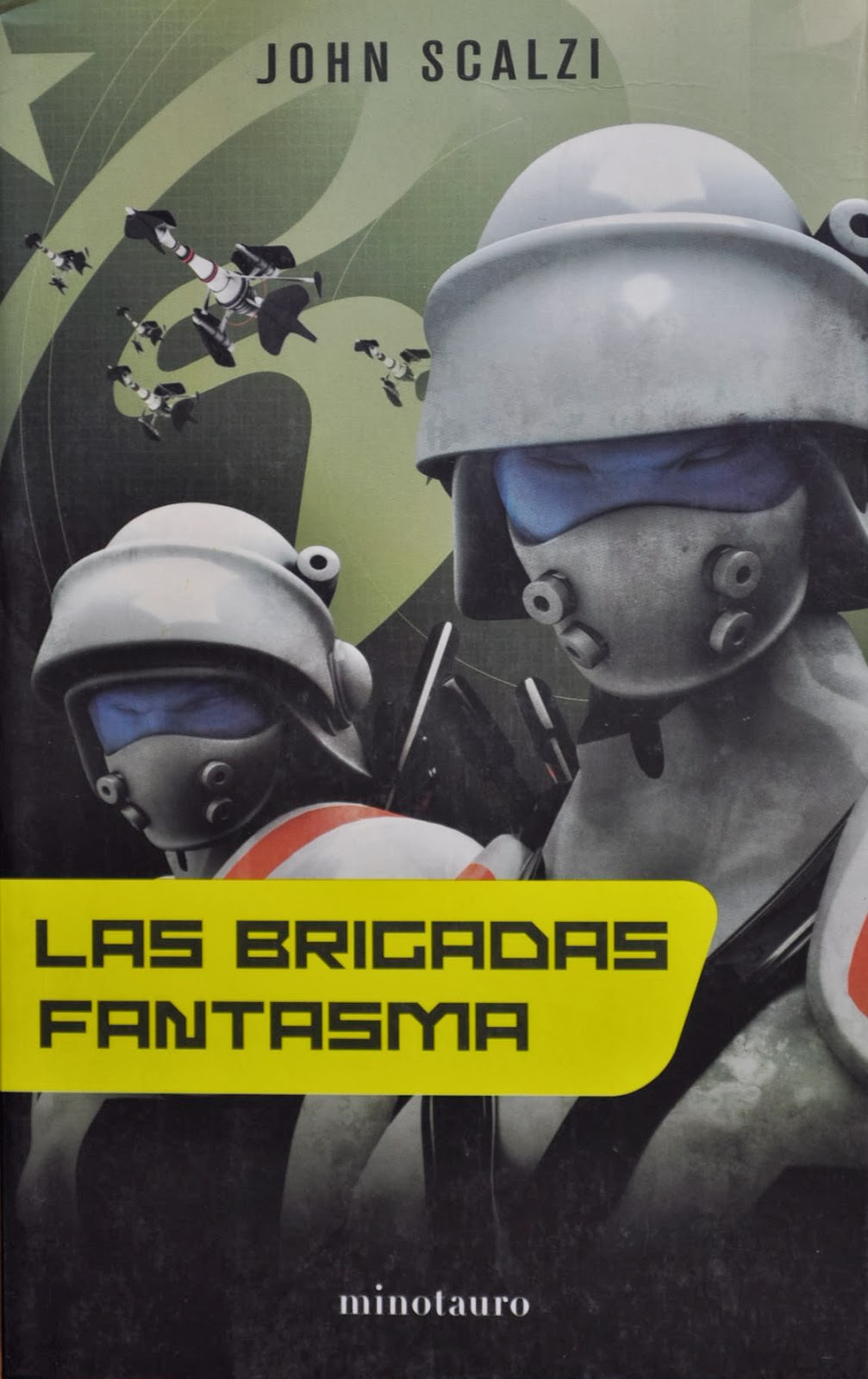 Las Brigadas Fantasma