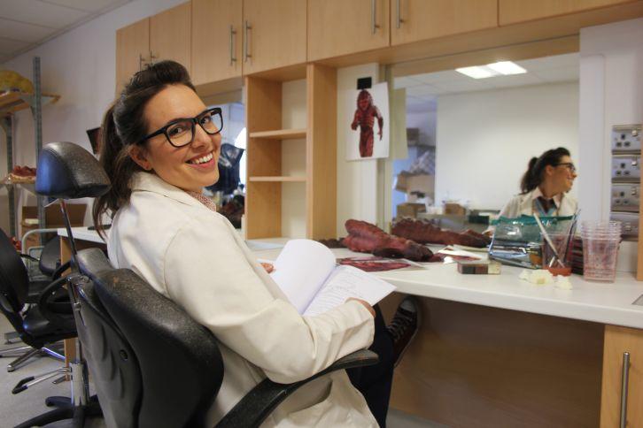 Doctor Who - Season 9 - Ingrid Oliver to return