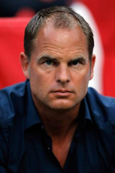 Bolo Zenden also claims Levy De Boer talks