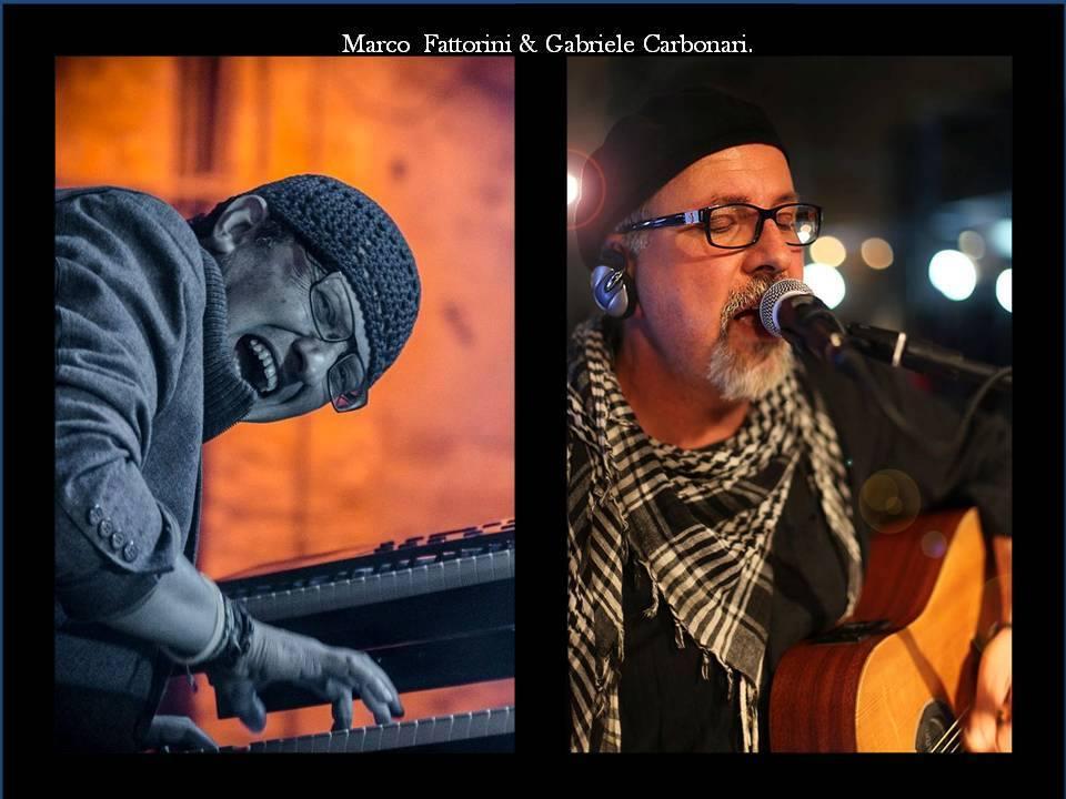 Link alla pagina facebook del duo Fattorini Carbonari